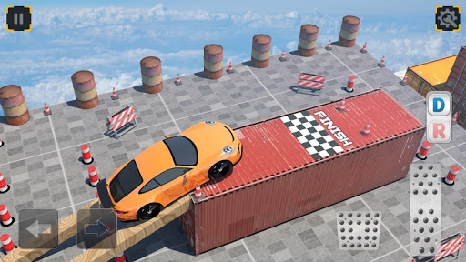 Sky Car Parking 2019 apkpoly screenshots 9