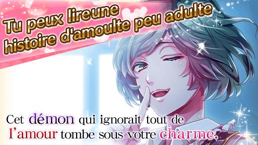 Code Triche Nightmare Harem: Otome games gratuity en français (Astuce) APK MOD screenshots 2