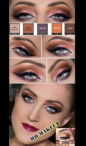 HD makeup 2019 (New styles)  Screenshots 4