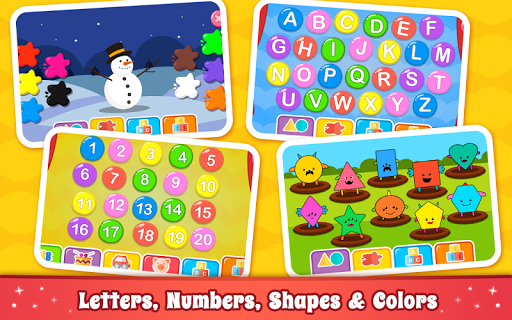 Baby Piano Games & Music for Kids & Toddlers Free 4.0 Screenshots 7