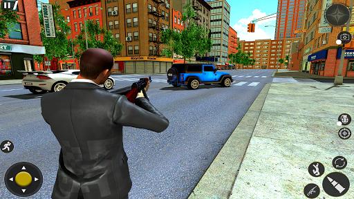 critical action: mafia gun strike shooting game screenshot 2