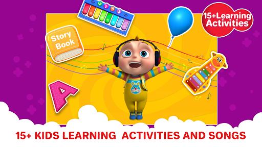 ABC Song - Rhymes Videos, Games, Phonics Learning  Screenshots 11