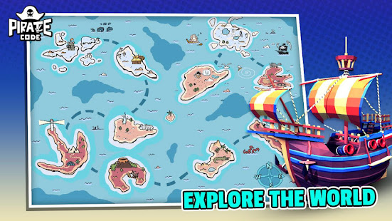 Pirate Code - PVP Battles at Sea apk