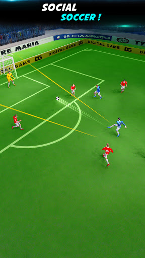 Football Kicks Strike Score: Soccer Games Hero  screenshots 2