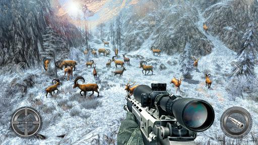 Classic Deer Hunting New Games: Free Shooting Game  screenshots 1