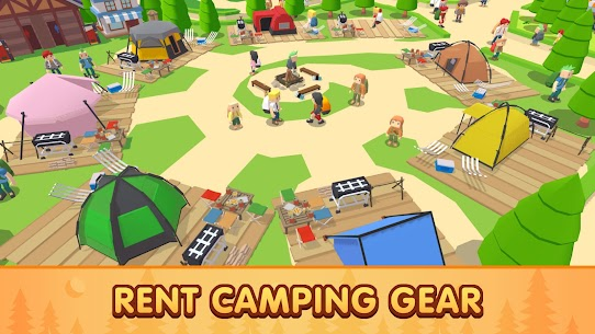 Camping Tycoon Apk 5
