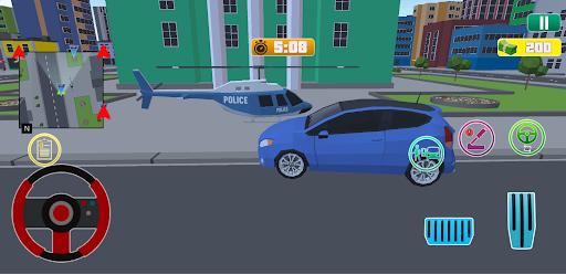 Grand City Theft War: Polygon Open World Crime 2.1.4 screenshots 12
