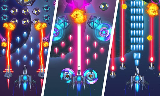 Dust Settle 3D-Infinity Space Shooting Arcade Game 1.59 screenshots 2