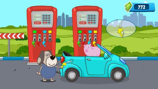 Kids Car Wash Garage for Boys 1.2.3 screenshots 8