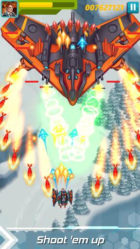 Sky Raptor: Space Shooter - Alien Galaxy Attack 1.3.8 screenshots 1