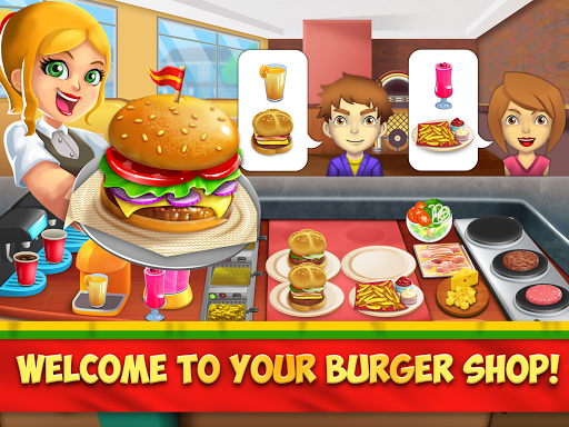 My Burger Shop 2 - Fast Food Restaurant Game  screenshots 6