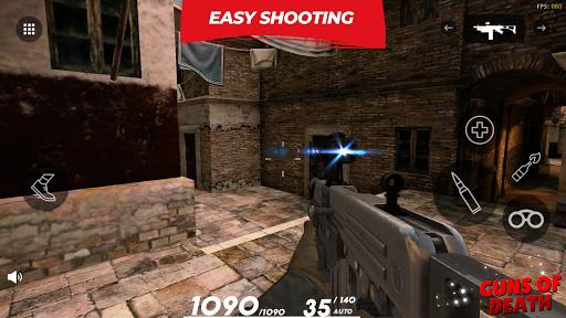 Guns Of Death - Online Multiplayer FPS Game screenshots 1