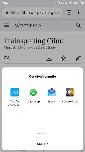 Send To Kindle 1.3.5 screenshots 3