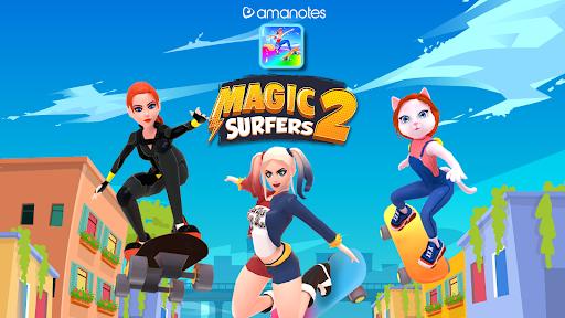 Magic Surfers 2  screenshots 8