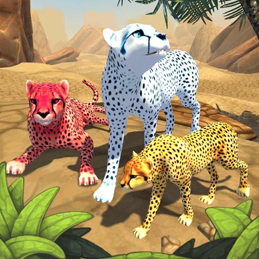 Cheetah Family Sim - Animal Simulator