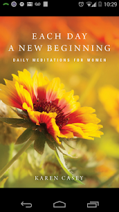 Free Each Day a New Beginning 1