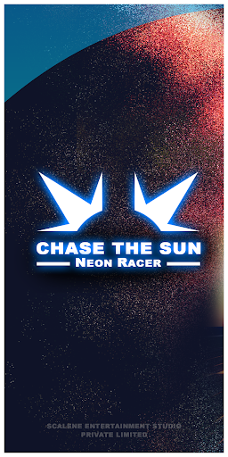 chase the sun 3d - neon racer screenshot 1