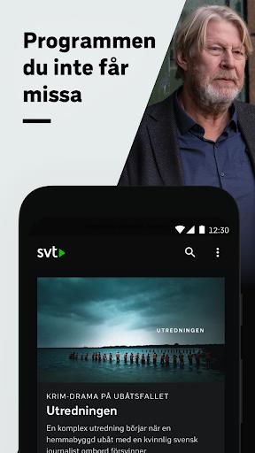 SVT Play 9.1.0-TV screenshots 1