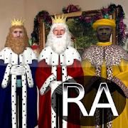 Reyes Magos Realidad Aumentada
