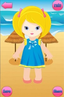 Dress Up Game 4 Girls Screenshot