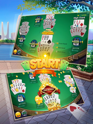 Pusoy - Best Chinese Poker for Filipinos 2.5 Screenshots 8
