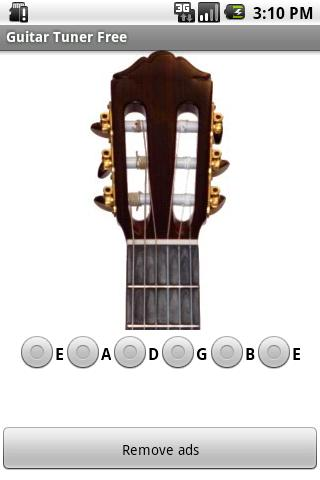 Guitar Tuner For PC Windows (7, 8, 10, 10X) & Mac Computer Image Number- 5