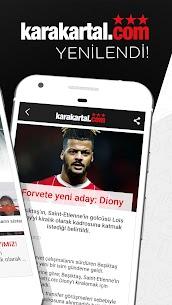 Karakartal – Beşiktaş haberleri amp  Canlı Skor Apk İndir 2