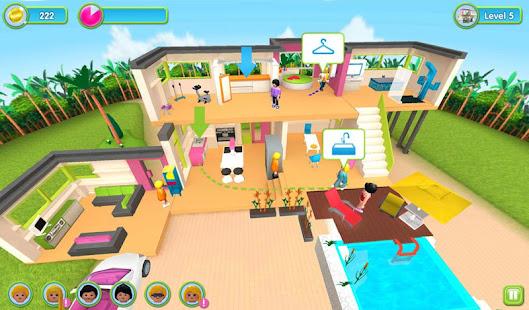 PLAYMOBIL Luxury Mansion 1.5 Screenshots 6