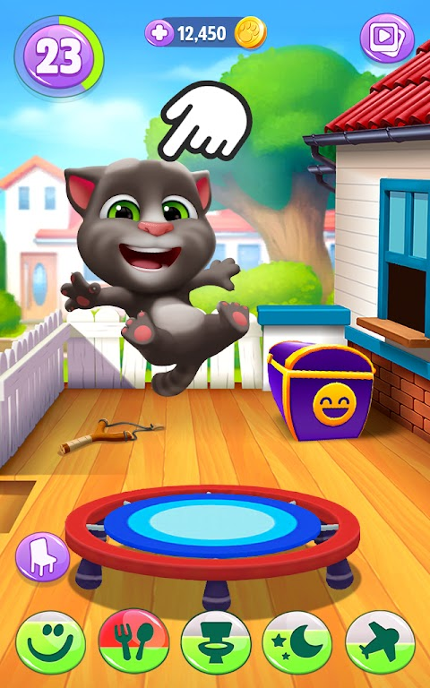 My Talking Tom 2 poster 13