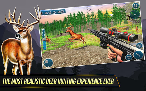 Wild Deer Hunting Adventure: Animal Shooting Games  screenshots 15
