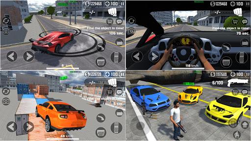 City Freedom online adventures racing with friends  screenshots 2