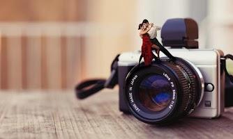 Make Me Small - Tiny Camera and Photo Editor