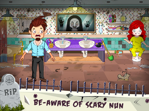 Mini Town: Horror Granny House Scary Game For Kids 2.2 screenshots 10