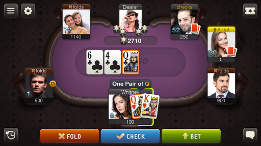 City Poker: Holdem, Omaha apkmartins screenshots 1