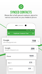 Duplicate Contacts Fixer and Remover 2.1.2.29 Apk 2