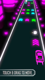Car Rush - EDM Beat Racer 2.3 APK + Mod (Free purchase / Cracked) for Android