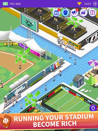 Idle GYM Sports - Fitness Workout Simulator Game 1.39 screenshots 9