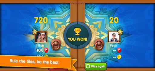 Mahjong Maya Puzzle Live Duels  screenshots 11