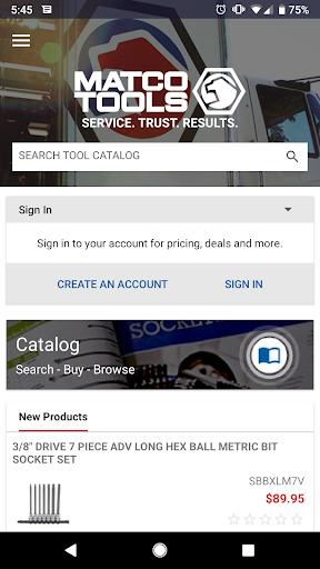Matco Tools  screenshots 1
