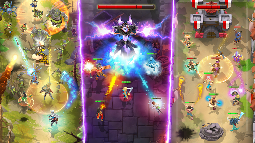 Darkfire Heroes android2mod screenshots 7