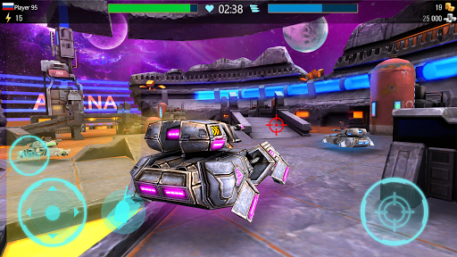 Iron Tanks: Free Tank Games - Tanki Online PVP  screenshots 18