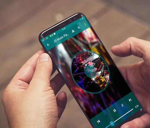 JD Music Player- Folder Music Player, Video Player modavailable screenshots 4