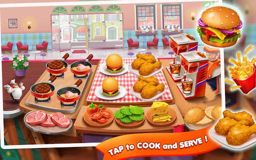 Restaurant Fever: Chef Cooking Games Craze 4.29 screenshots 2