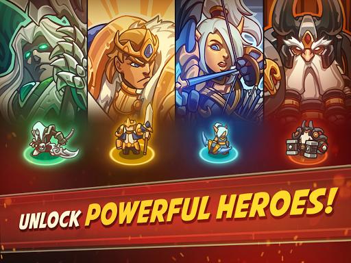 Empire Warriors Premium: Tower Defense Games 2.4.4 screenshots 2