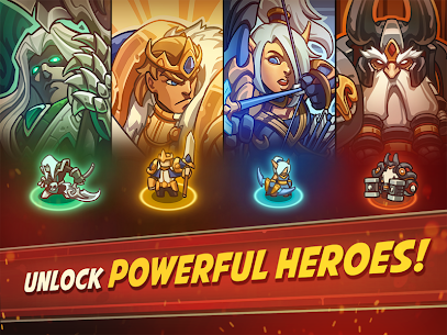 Empire Warriors Premium: Tower Defense 2.4.9 MOD APK [MODED MENU] 2