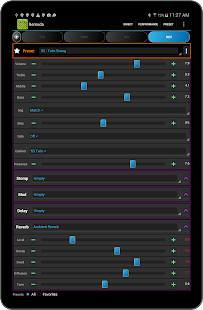 Remuda Lite - USB Guitar Amplifier Control App