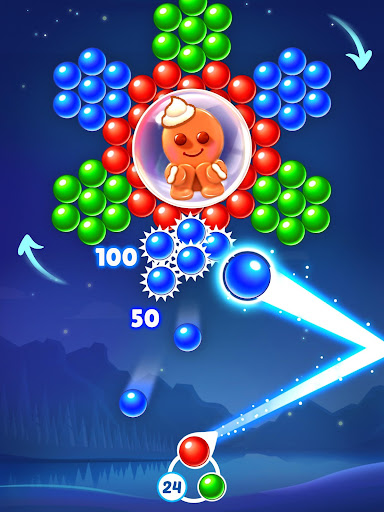 Bubble Shooter ud83cudfaf Pastry Pop Blast 2.2.5 screenshots 11