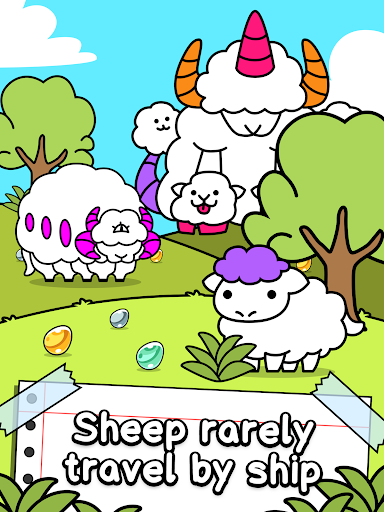 Sheep Evolution - Merge and Create Mutant Lambs screenshots 5