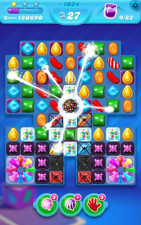 Candy Crush Soda Saga poster 10
