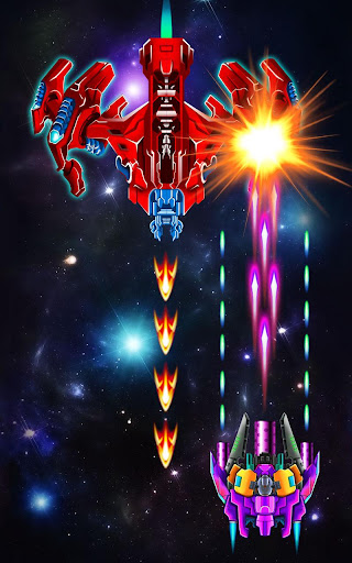 Galaxy Attack: Alien Shooter (Premium) android2mod screenshots 10